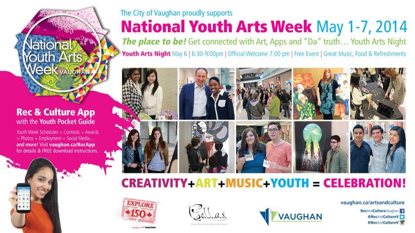 National Youth Arts Week