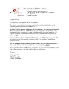 Letter to Parents_Guardians re ETFO -10 26 15