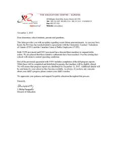 Letter to Parents_Guardians re ETFO CUPE settlement 11 3 15