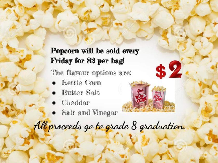 Popcorn Flyer