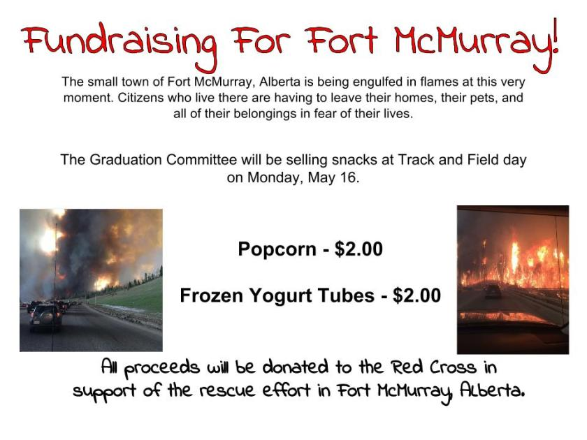 Copy of Fort Mc Murray Fundraiser (1)
