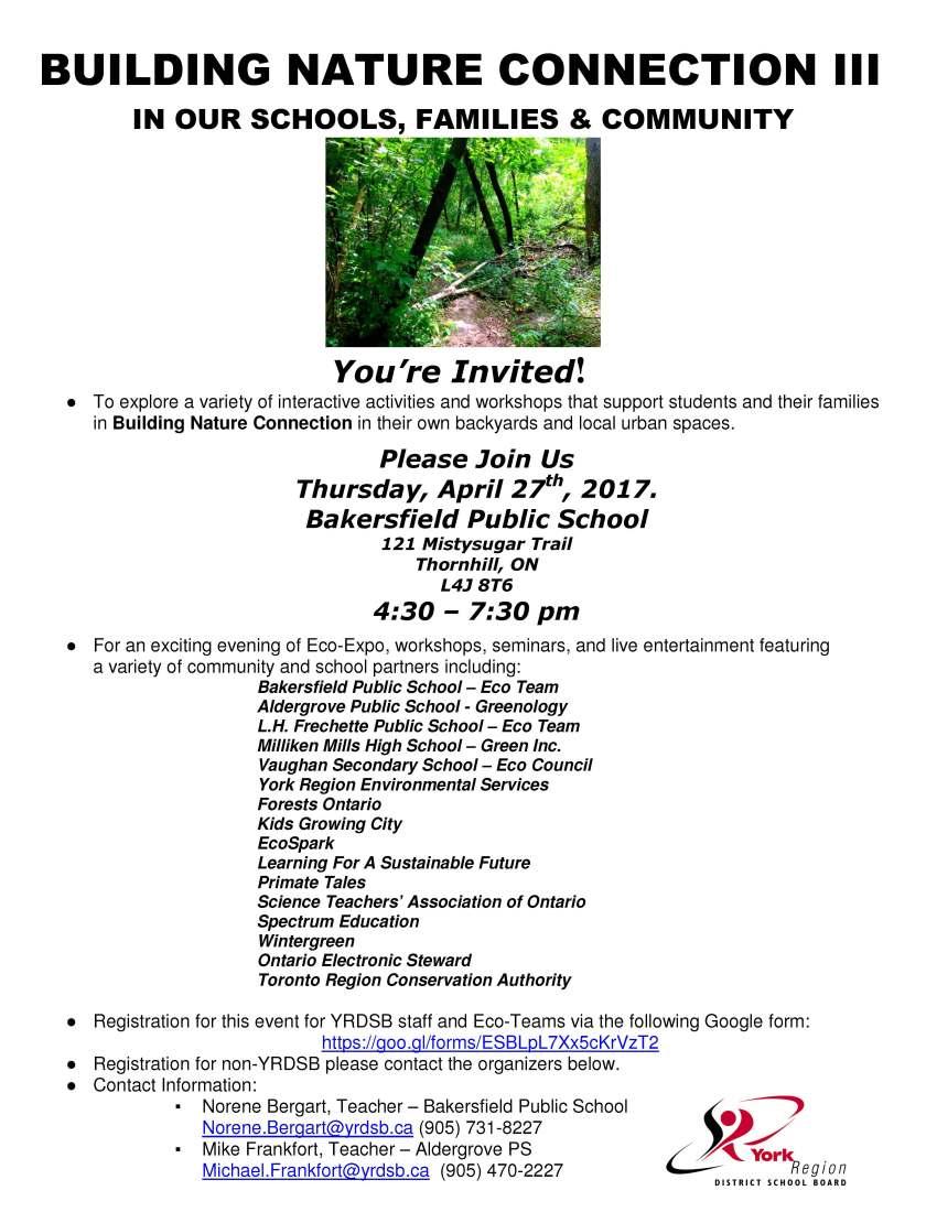 bnc III - flyer event