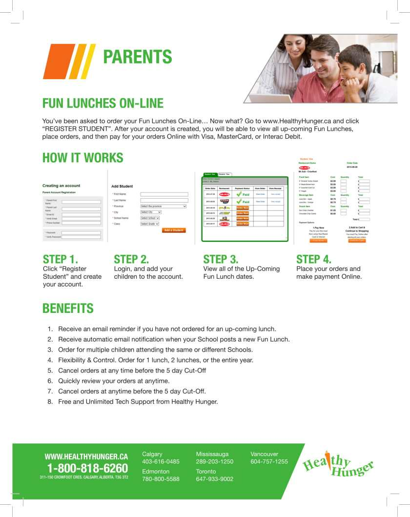 Healthy Hunger Parent Info-1