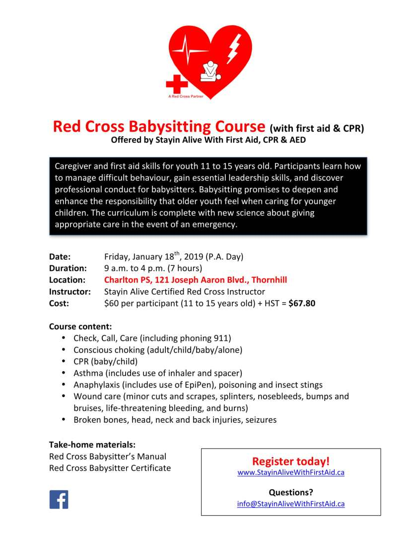 charlton ps red cross babysitting course flyer jan18-1