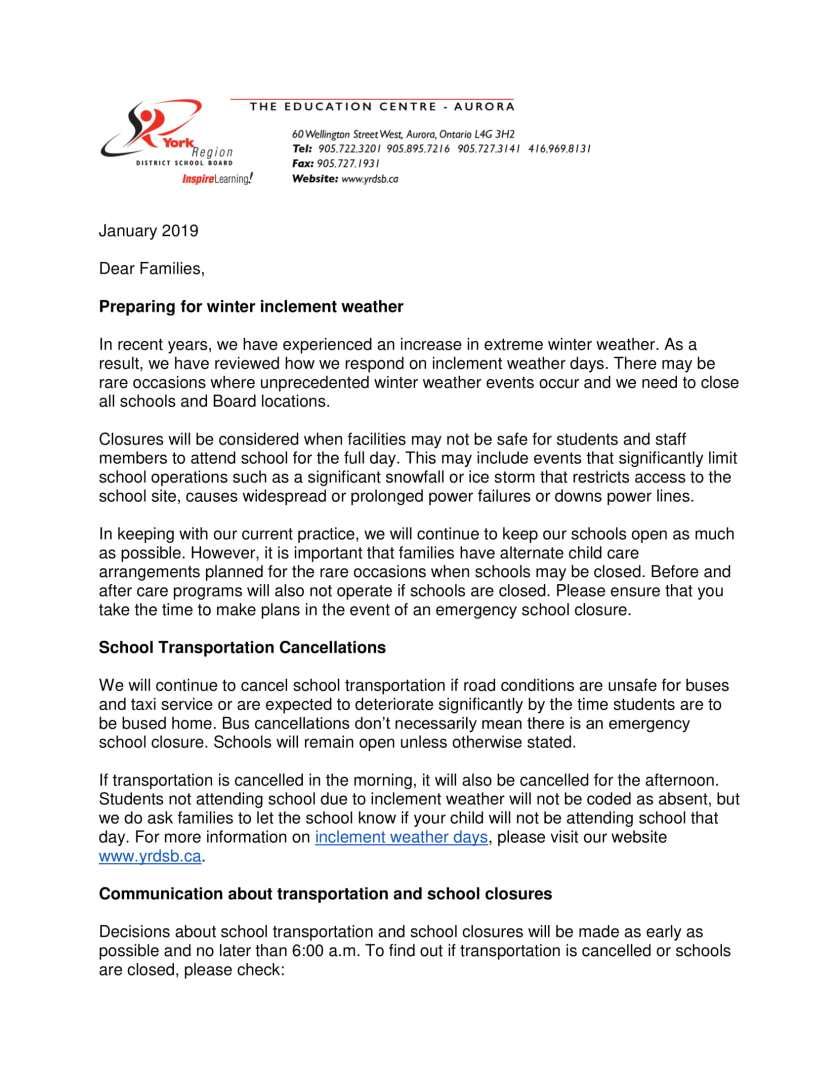 letter to families winter weather closures_jan2019-1